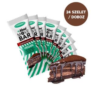 AbsoMOVE BAR - Csokitorta kínáló