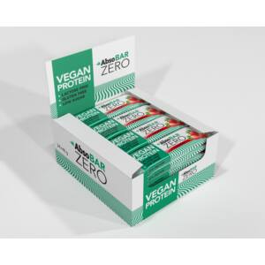 AbsoBAR ZERO Kínáló (24db x 40g) - Eper - vegán fehérjeszelet
