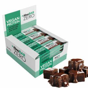 AbsoBAR ZERO Kínáló - Dupla csokoládés brownie