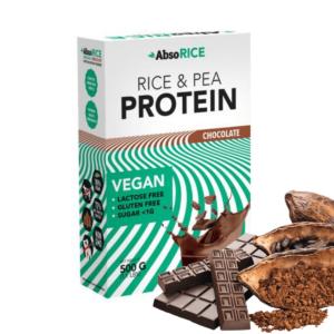 AbsoRICE protein 500g - Csokoládé