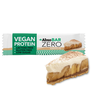 AbsoBAR ZERO 40g - Banoffee Pie