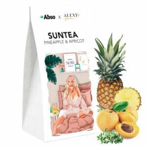 SunTea Ananász és sárgabarack tea