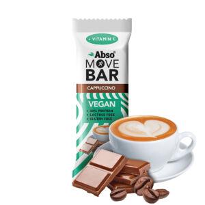 Abso MOVE BAR  - Cappuccino kínáló