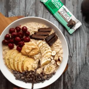AbsoBAR ZERO Dupla csokoládés brownie