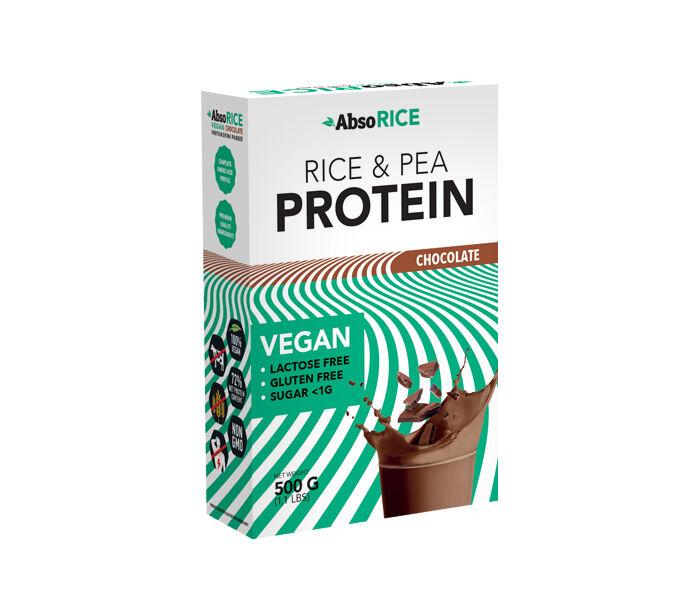 AbsoRICE protein Csokoládé