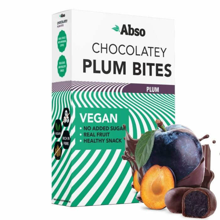 Abso CHOCOLATEY BITES 450g PLUM