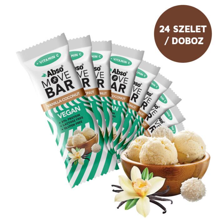 AbsoMOVE BAR - Vaníliás kókuszgolyó kínáló