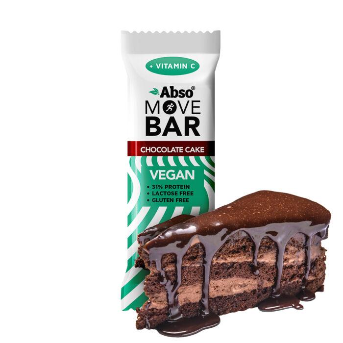 AbsoMOVE BAR - Csokitorta