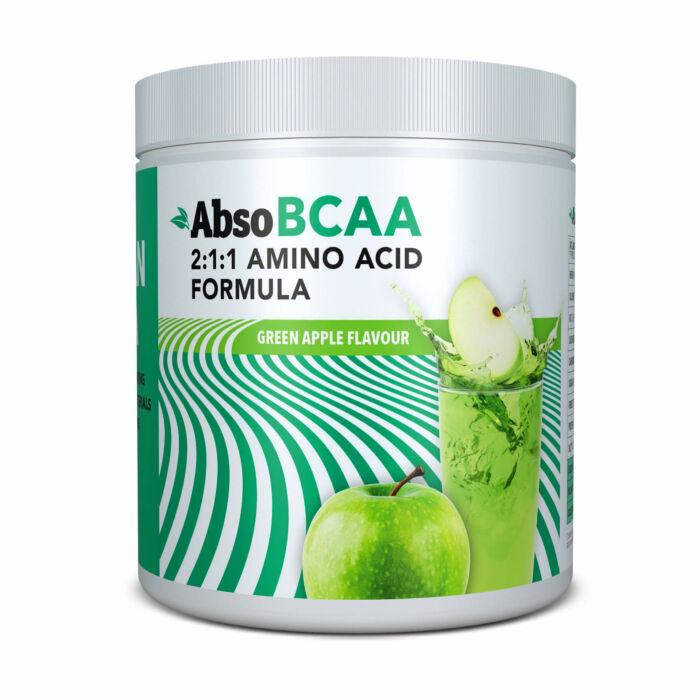 AbsoBCAA - vegan aminosav komplex - zöldalma ízben